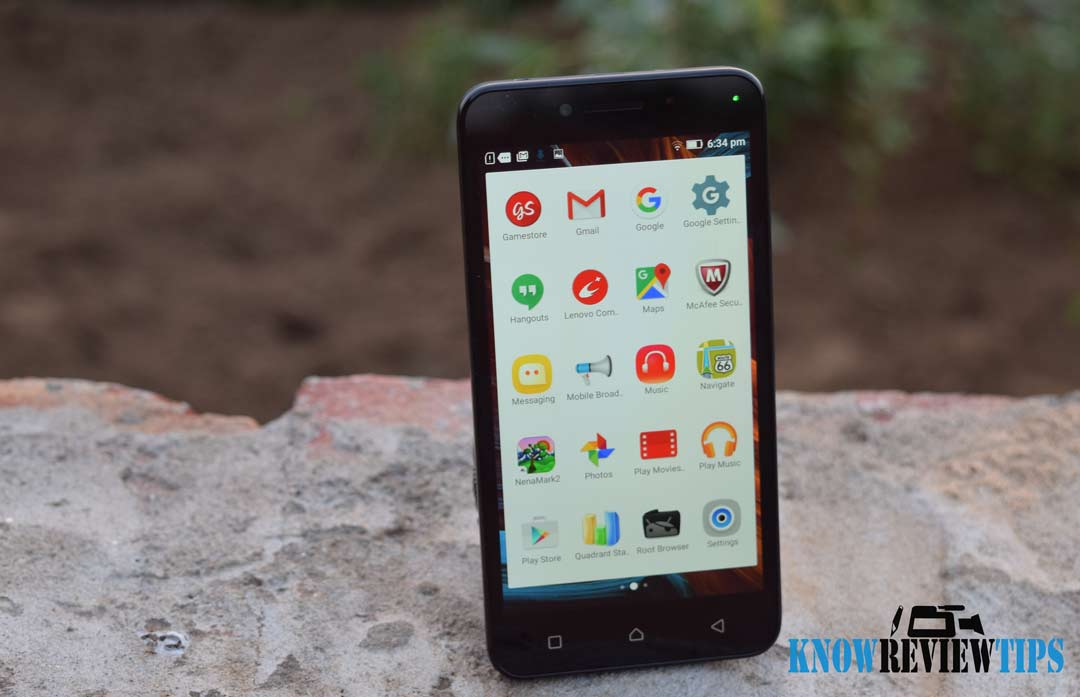 lenovo vibe k5 a6020a40 review