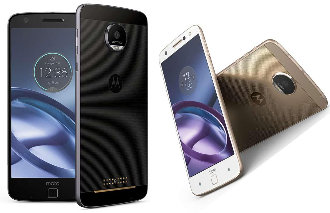 Motorola Moto Z Droid XT1650-01