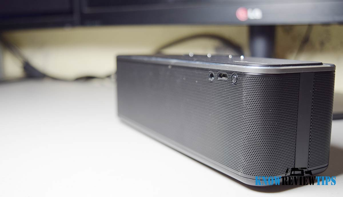 BlitzWolf BW-F4 xBass Bluetooth Speaker
