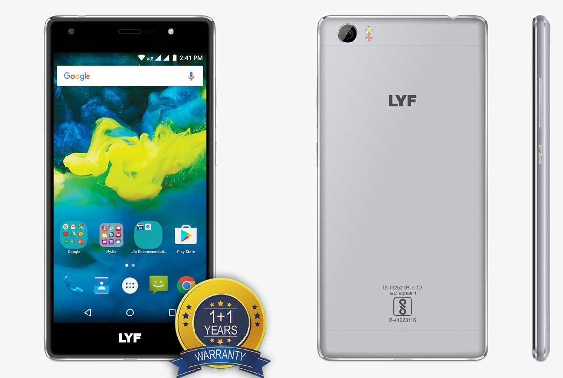 LYF Water F1s LS-5201