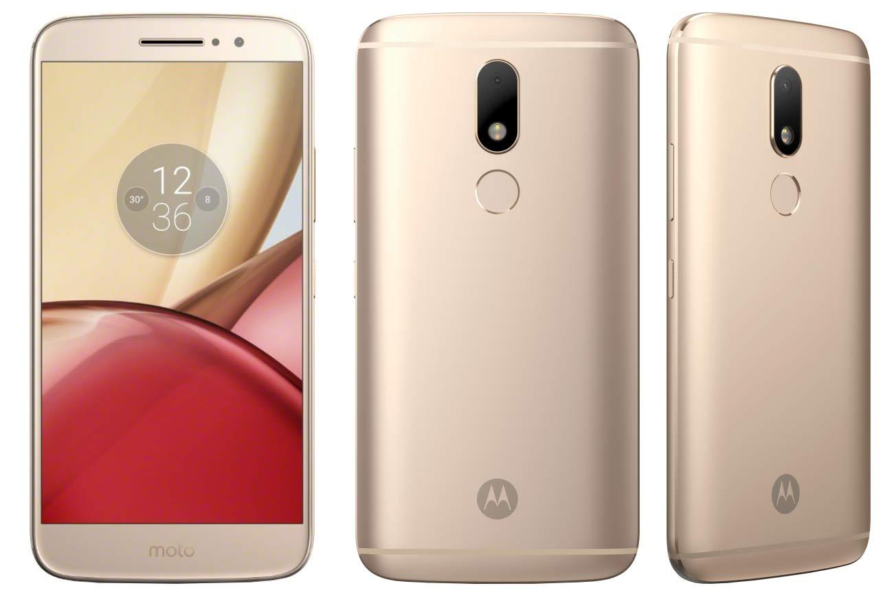 Motorola Moto M XT1663