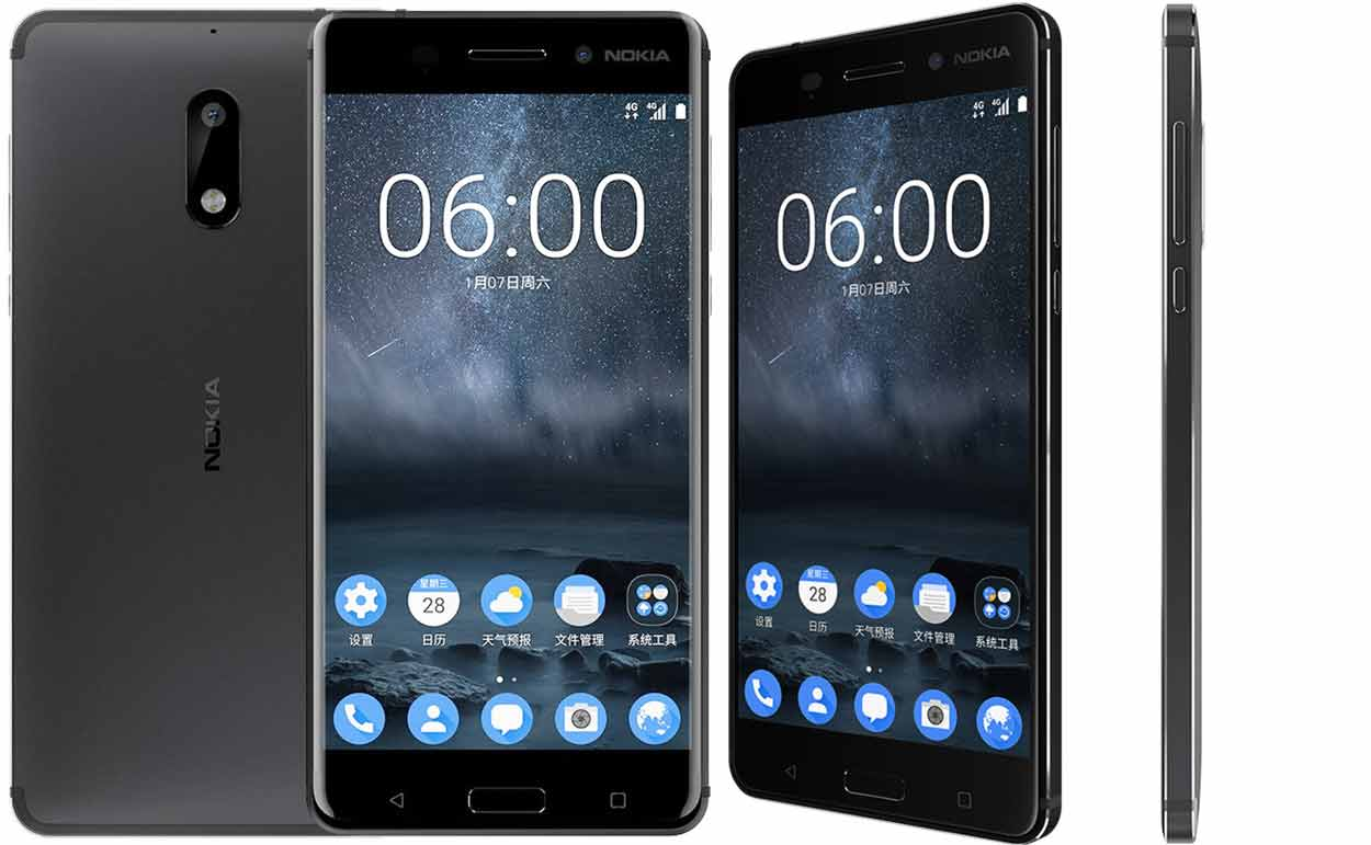 nokia 6 price review specifications features pros cons. Black Bedroom Furniture Sets. Home Design Ideas