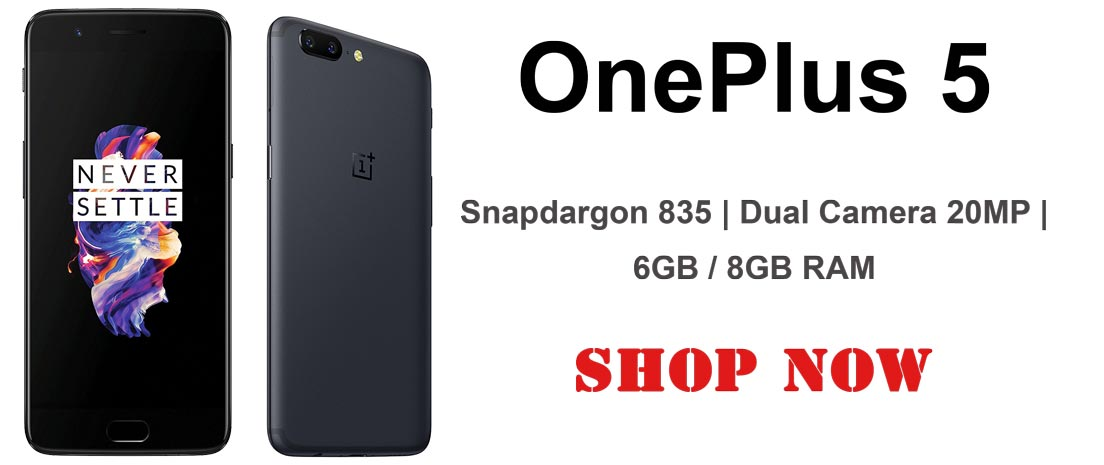 BUY ONEPLUS 5 compaign