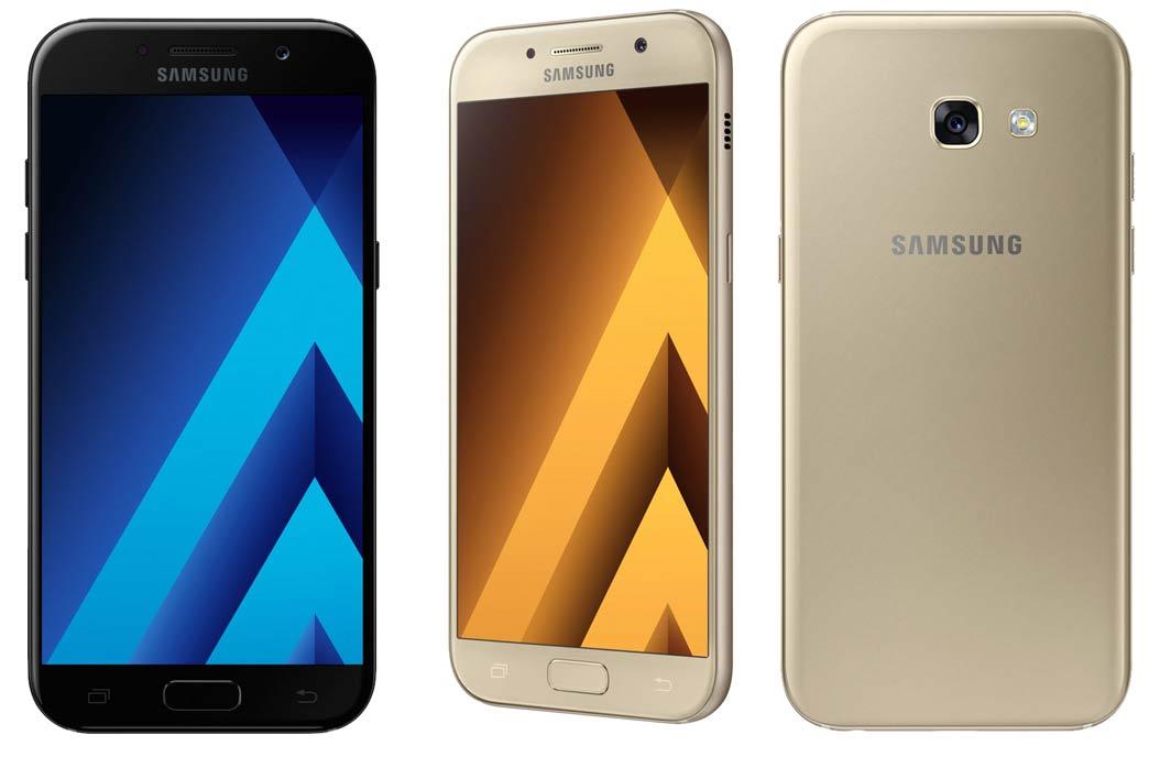 Samsung Galaxy A5 2017 SM-A520F/DS