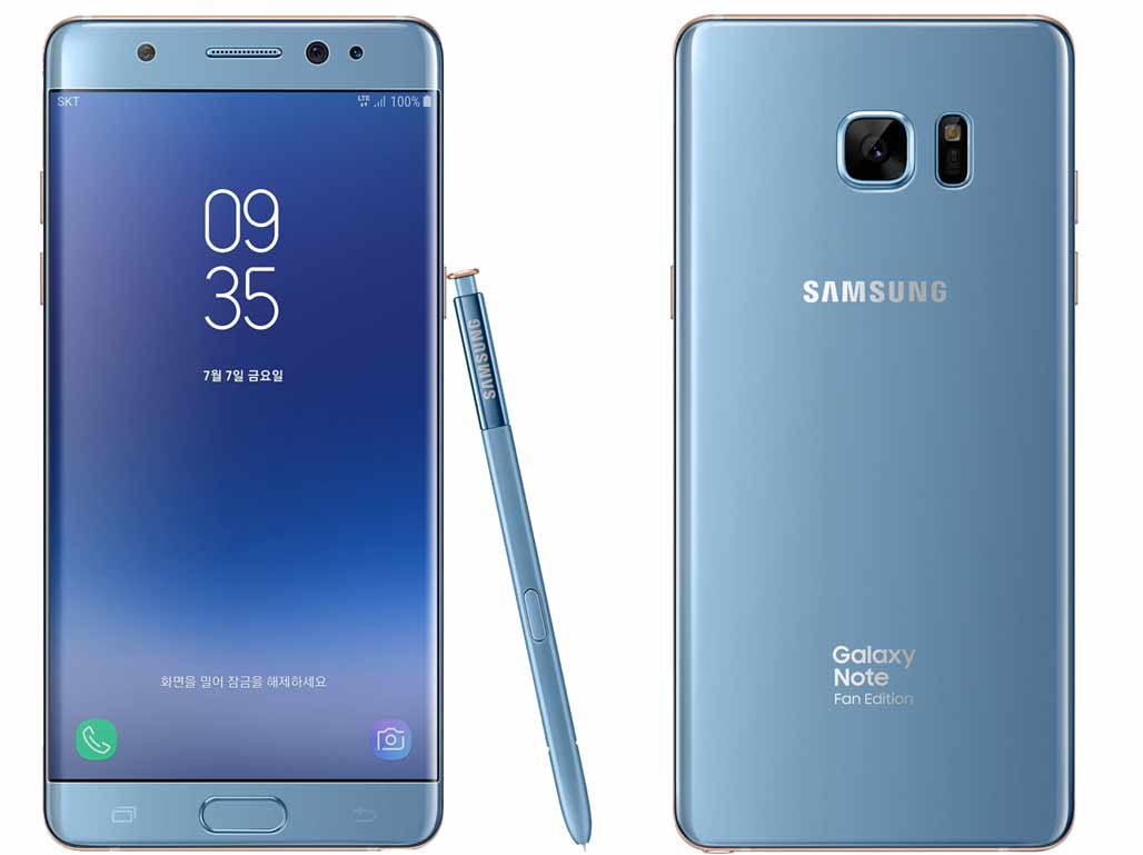 Samsung Galaxy Note Fe Sm N935f Ds Price Review Specifications Pros