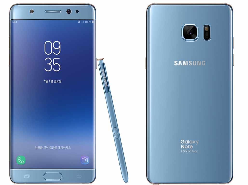 Samsung Galaxy Note FE SM-N935F/DS