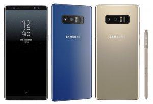 Samsung Galaxy Note 8 SM-N950FD