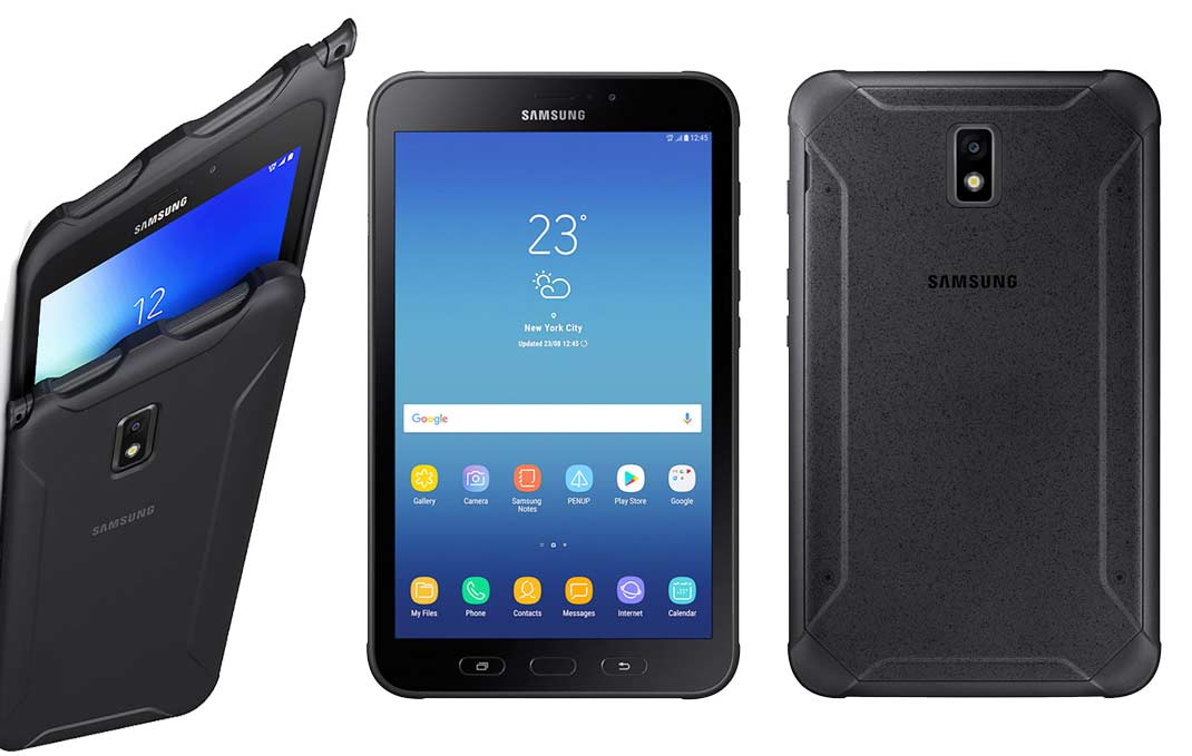 samsung galaxy tab active 2 sm t395n price review specifications pros cons. Black Bedroom Furniture Sets. Home Design Ideas