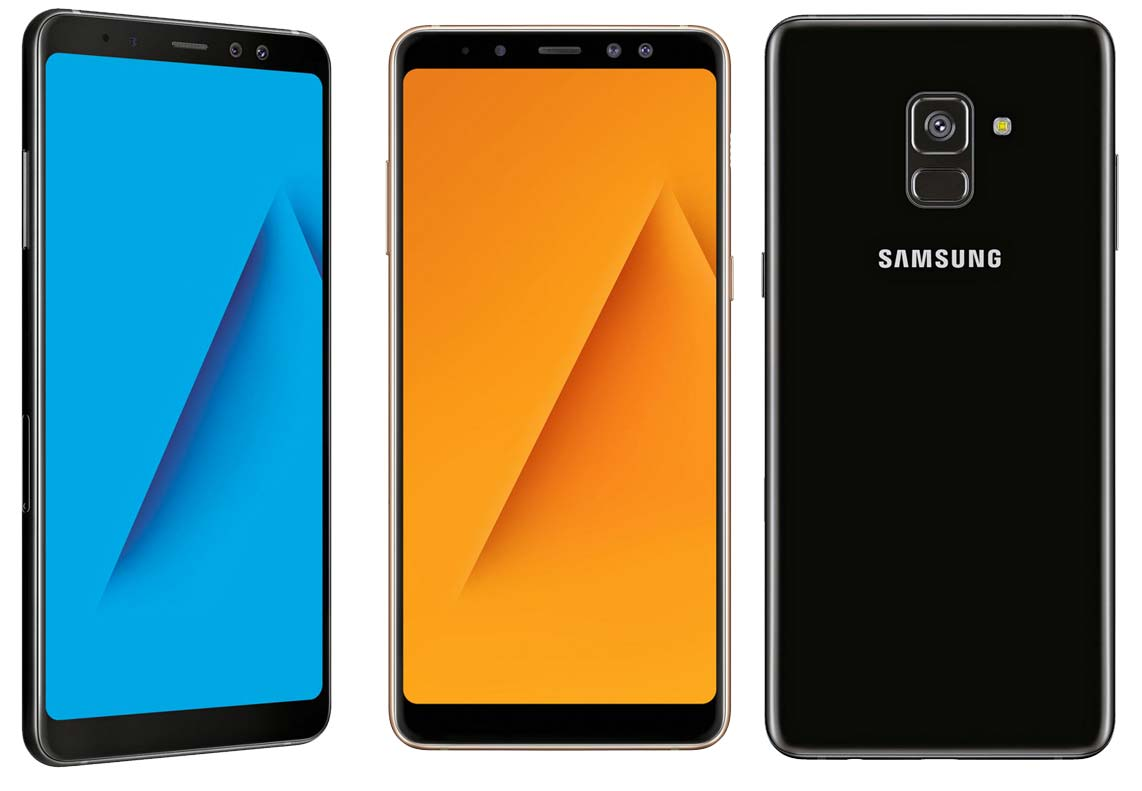 Samsung Galaxy A8+ Plus 2018 SM-A730F/DS