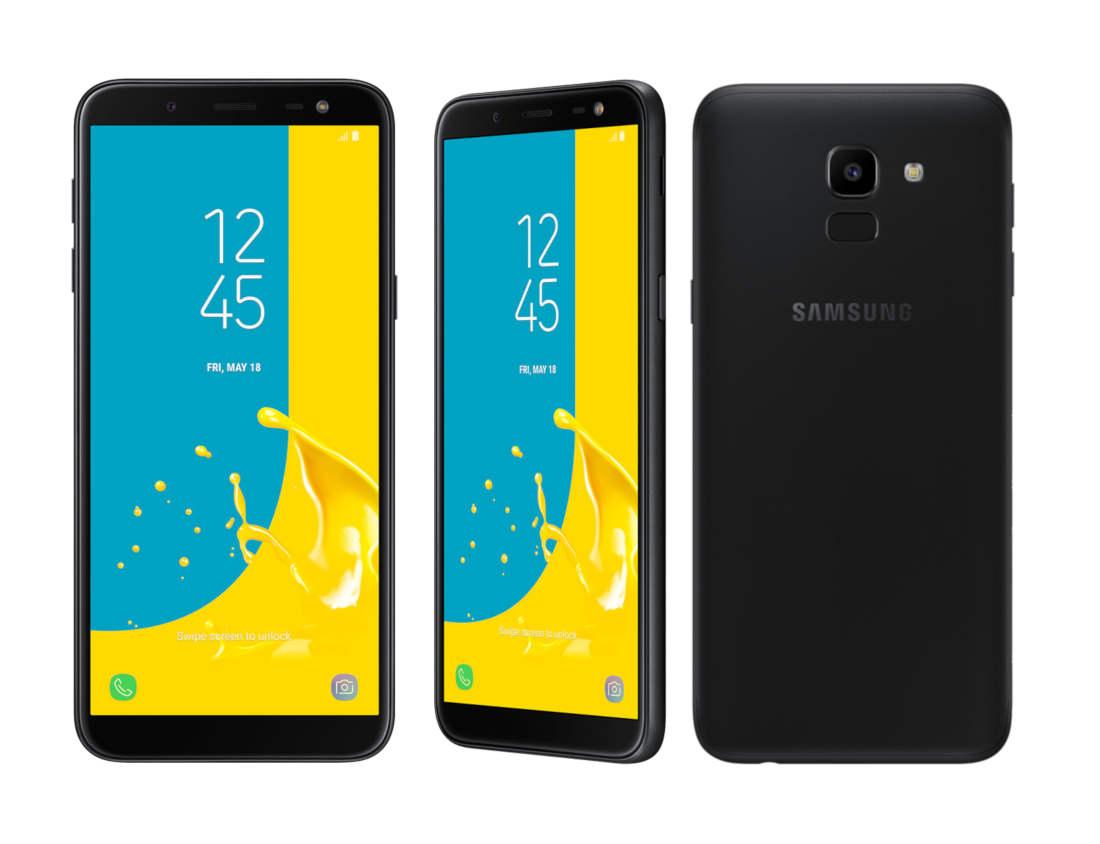 Samsung Galaxy J6 2018 SM-J600GZ