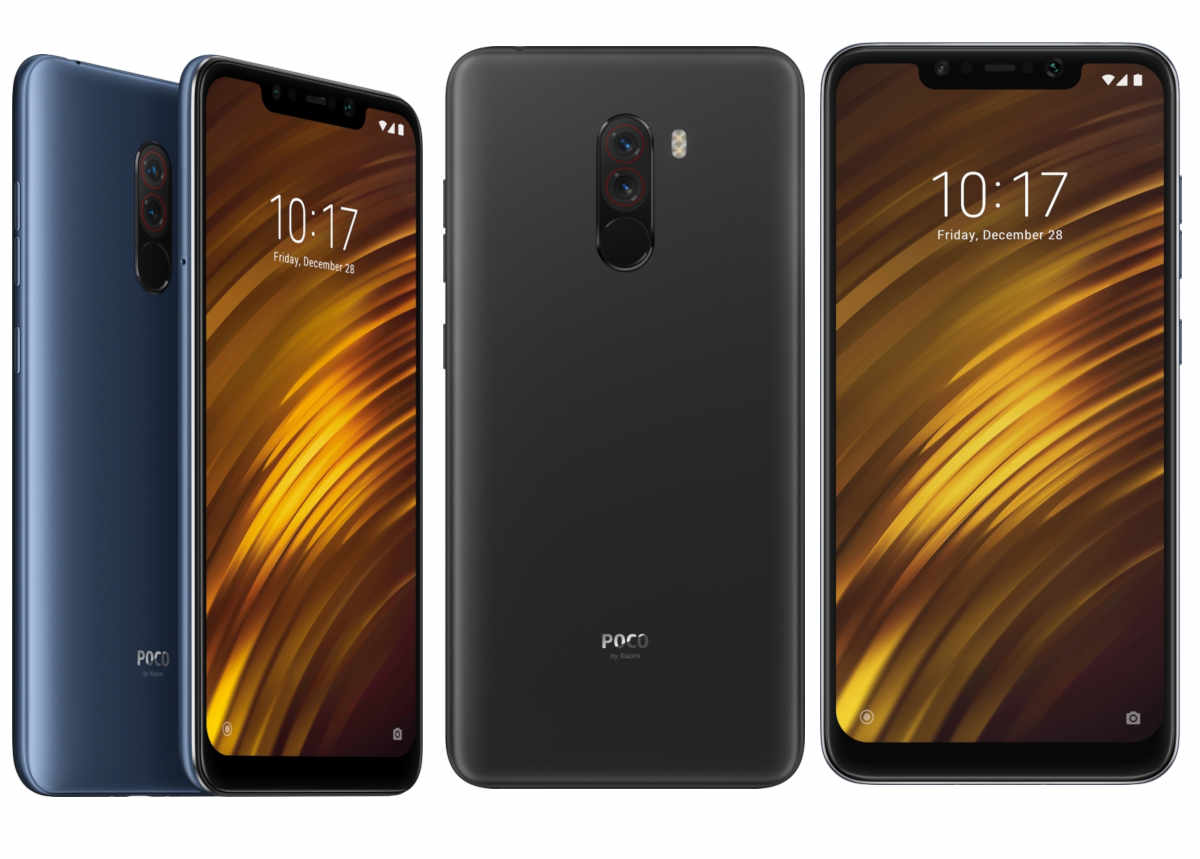 Xiaomi Pocophone F1 MZB6646IN Price Reviews, Specifications
