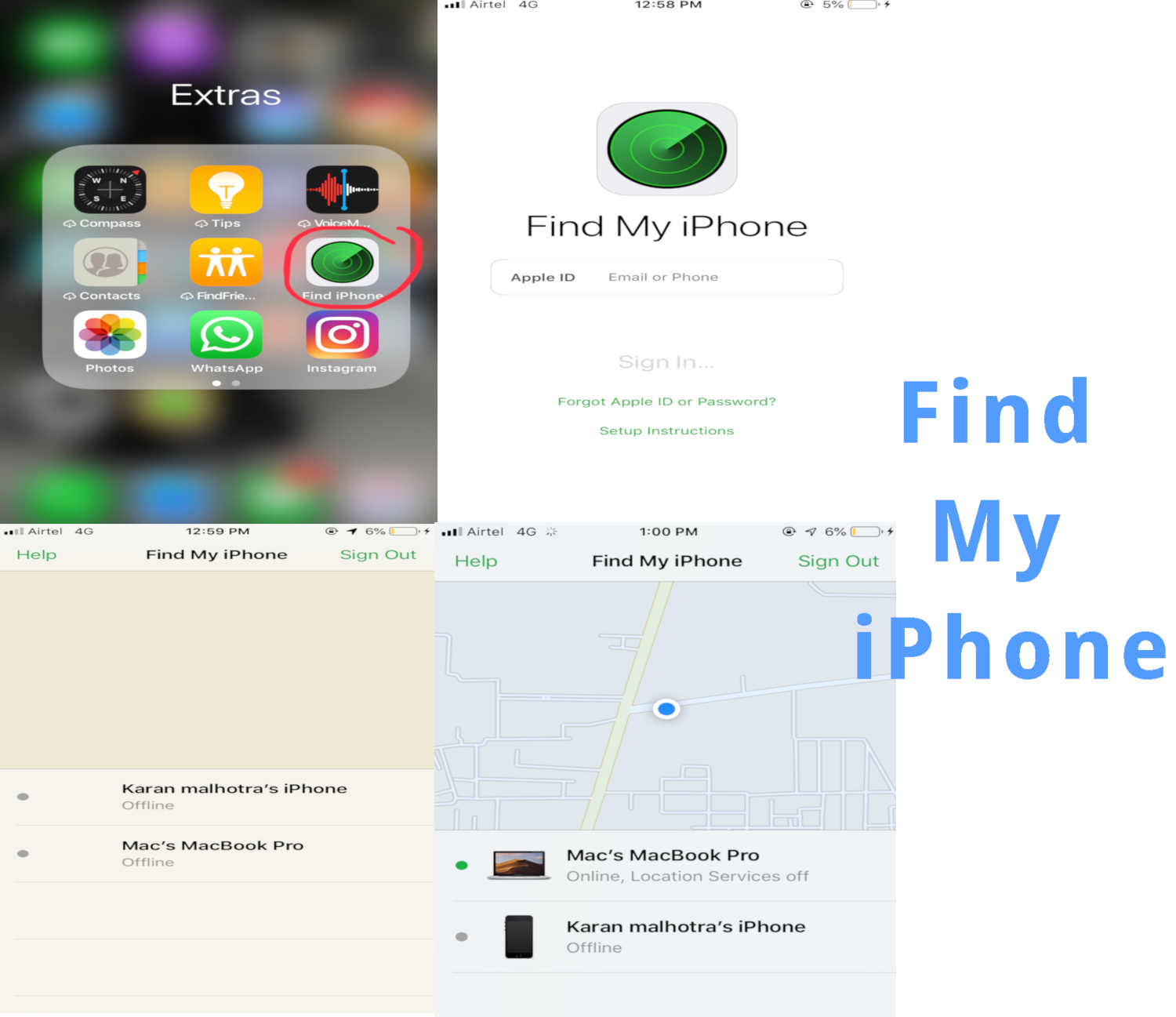 HOW To Track Lost Mobile Phone, Trace Exact Current Location Via