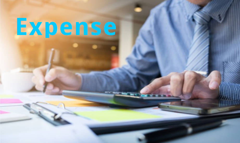 Expenses in Accounting business finance