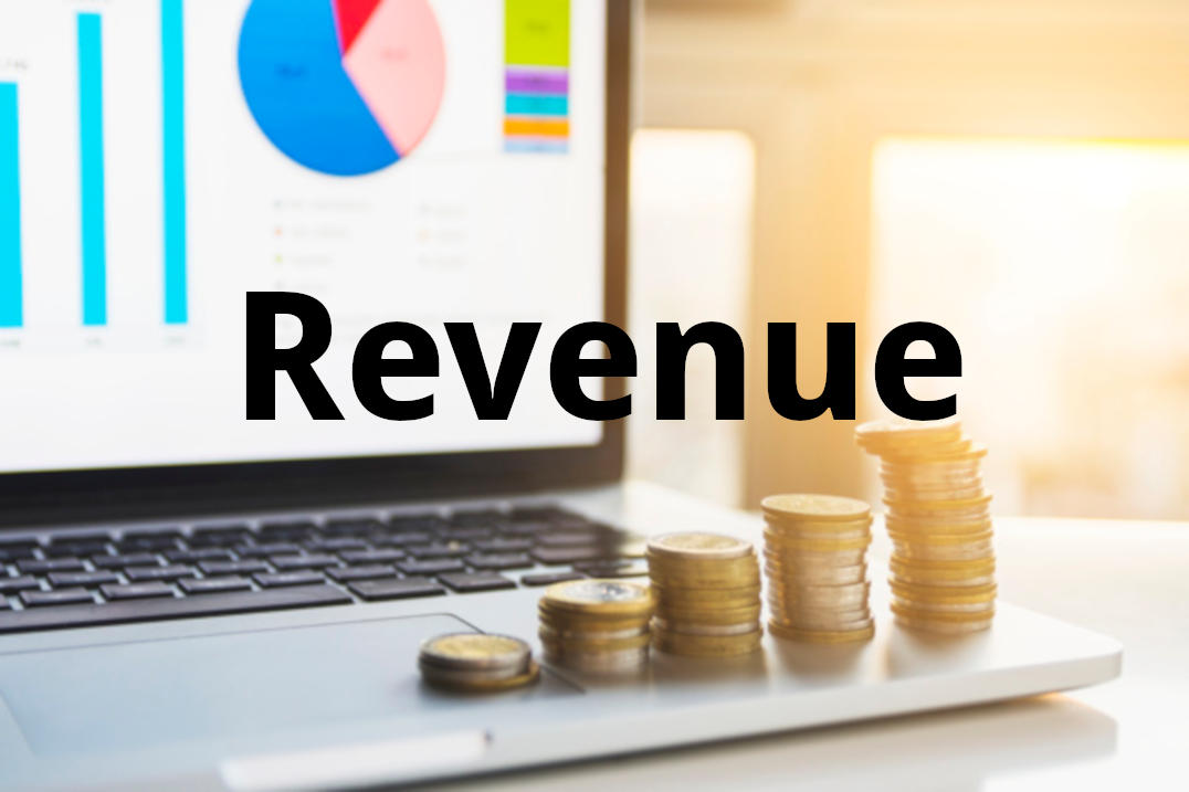 Revenue in accounting business finance