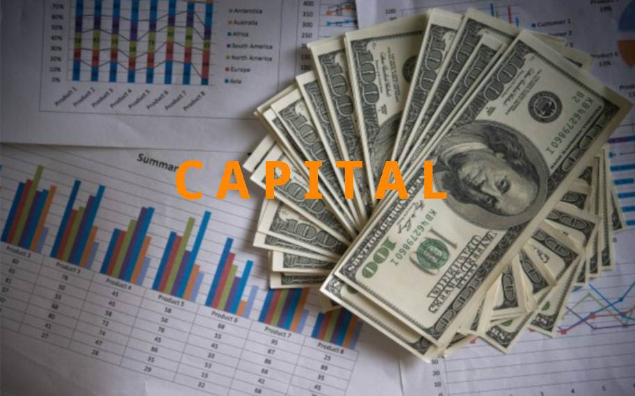 capital in accounting business economics definition