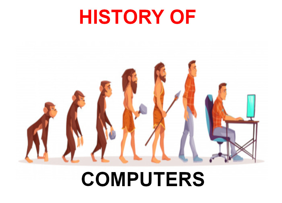 history of computer generations of computers 1st 2nd 3rd 4th 5th evolution
