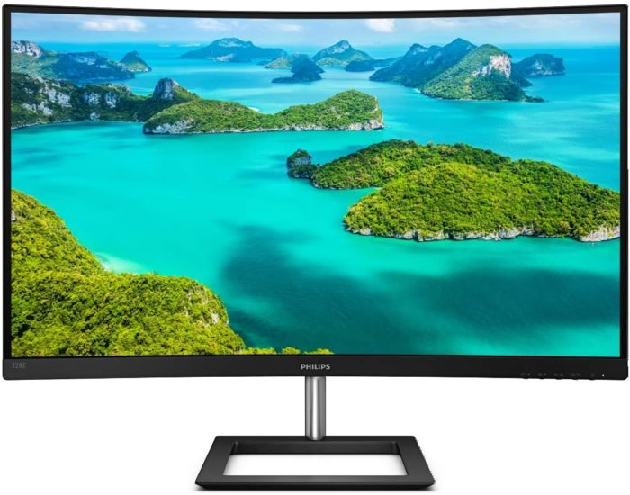 Philips 328E1CA Curved LCD Monitor
