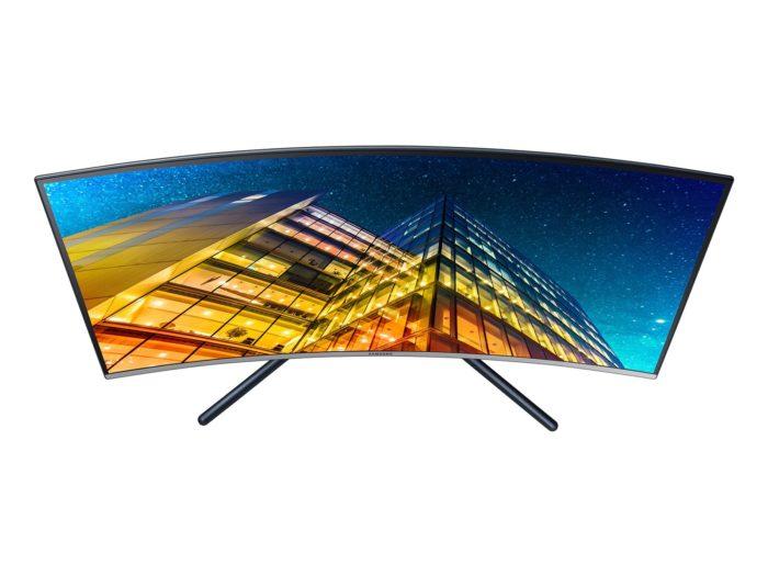 Samsung UR590C Curved 4K Gaming Monitor (LU32R590CWNXZA)